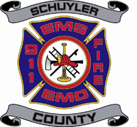 Schuyler County Emergency Management Logo