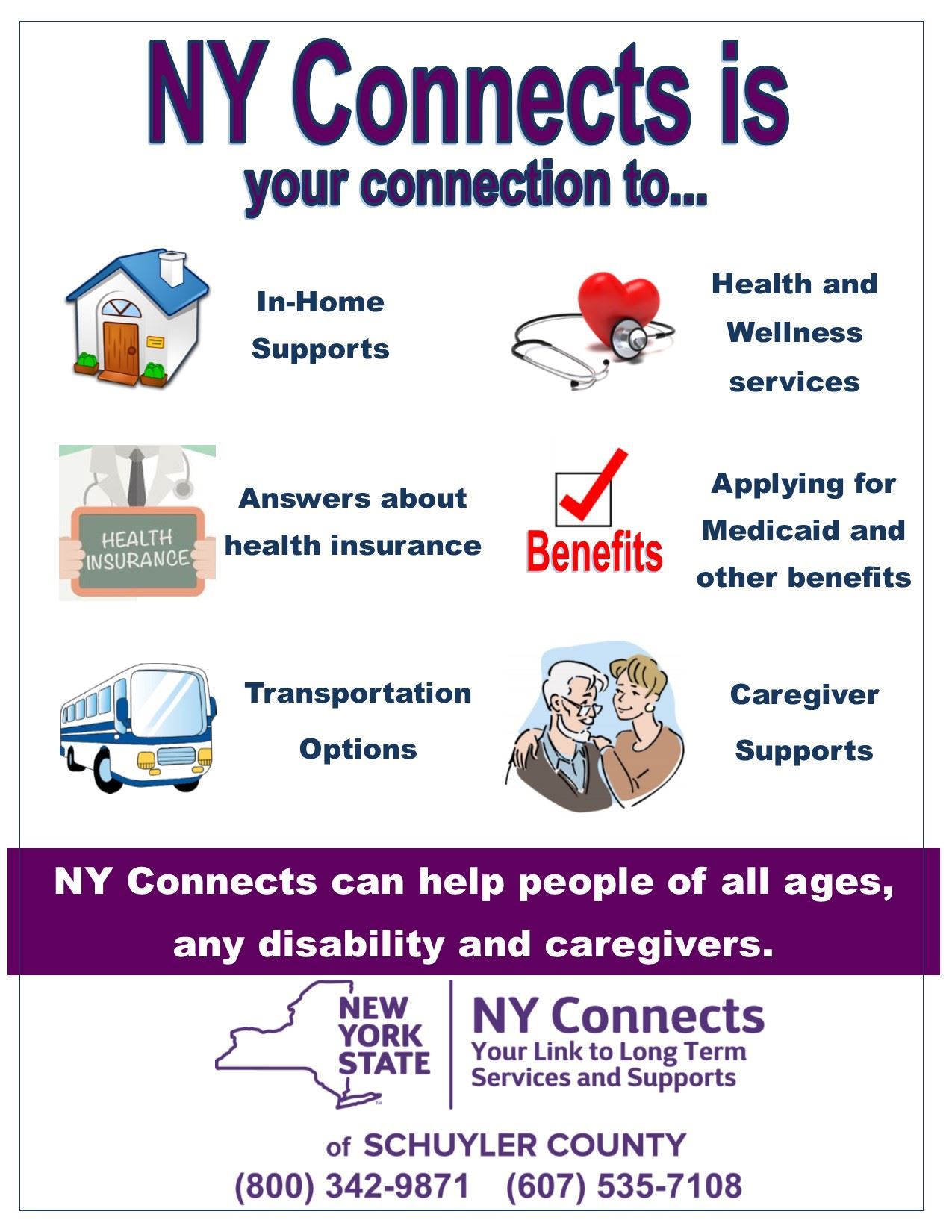 NY Connects flyer 2018