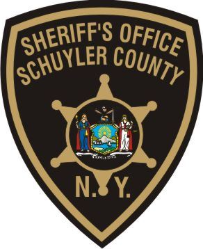 Schuyler County Sheriff Patch